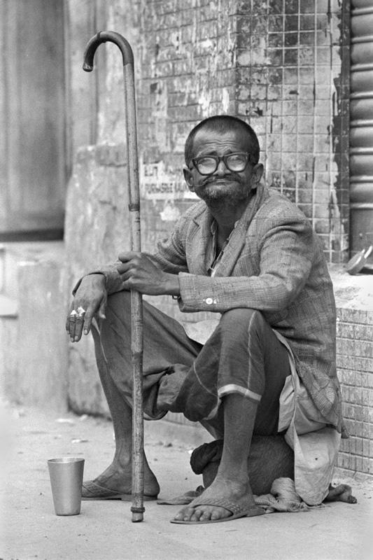 Calcutta, India, Nov 1980